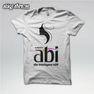 3 Wetter Abi Abi Motto / Abishirt Entwurf von abigrafen.de®