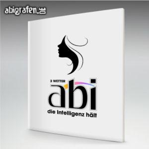 3 Wetter Abi Abi Motto / Abizeitung Cover Entwurf von abigrafen.de®