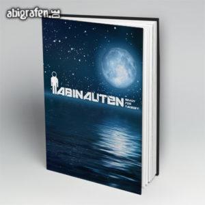 ABInauten Abi Motto / Abibuch Cover Entwurf von abigrafen.de®