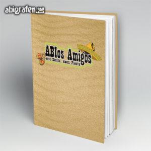 ABIos Amigos Abi Motto / Abibuch Cover Entwurf von abigrafen.de®