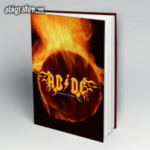 ABI/DC Abi Motto / Abibuch Cover Entwurf von abigrafen.de®