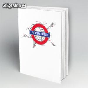 ABIground Abi Motto / Abibuch Cover Entwurf von abigrafen.de®