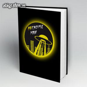 ABIcalypse Now Abi Motto / Abibuch Cover Entwurf von abigrafen.de®