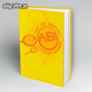 Abi Abi Motto / Abibuch Cover Entwurf von abigrafen.de®