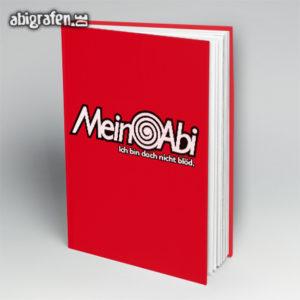 Mein Abi Abi Motto / Abibuch Cover Entwurf von abigrafen.de®