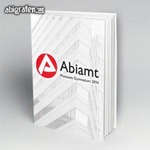 Abiamt Abi Motto / Abibuch Cover Entwurf von abigrafen.de®