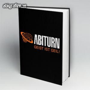 Abiturn Abi Motto / Abibuch Cover Entwurf von abigrafen.de®