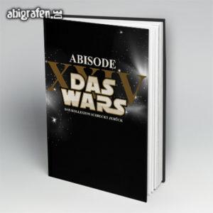 ABIsode XX Abi Motto / Abibuch Cover Entwurf von abigrafen.de®