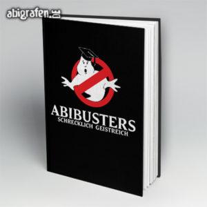ABIbusters Abi Motto / Abibuch Cover Entwurf von abigrafen.de®