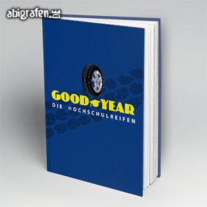 Good Year Abi Motto / Abibuch Cover Entwurf von abigrafen.de®