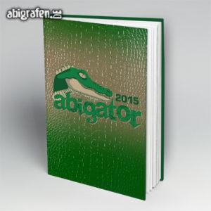 Abigator Abi Motto / Abibuch Cover Entwurf von abigrafen.de®