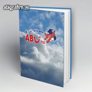 ABItui Abi Motto / Abibuch Cover Entwurf von abigrafen.de®