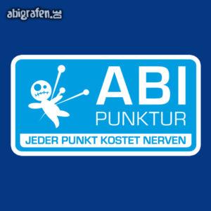 ABIpunktur Abi Motto / Abisprüche Entwurf von abigrafen.de®