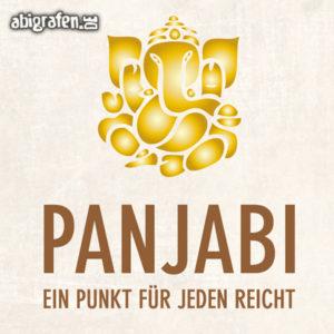 PanjABI Abi Motto / Abisprüche Entwurf von abigrafen.de®