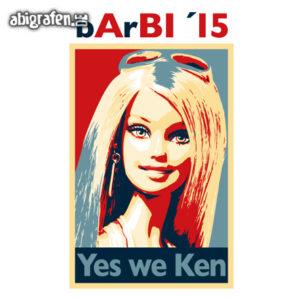 BArBIe Abi Motto / Abisprüche Entwurf von abigrafen.de®