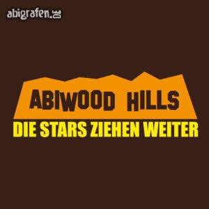 ABIwood Hills Abi Motto / Abisprüche Entwurf von abigrafen.de®