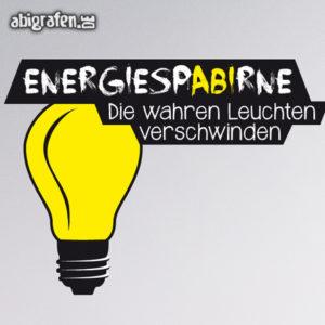 EnergiesABIrne Abi Motto / Abisprüche Entwurf von abigrafen.de®