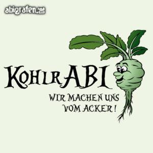 KohlrABI Abi Motto / Abisprüche Entwurf von abigrafen.de®