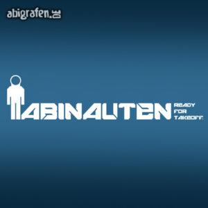 ABInauten Abi Motto / Abisprüche Entwurf von abigrafen.de®