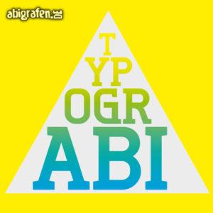 TypogrABI Abi Motto / Abisprüche Entwurf von abigrafen.de®