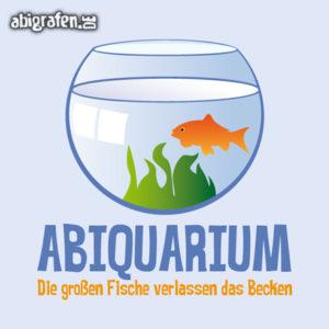ABIquarium Abi Motto / Abisprüche Entwurf von abigrafen.de®
