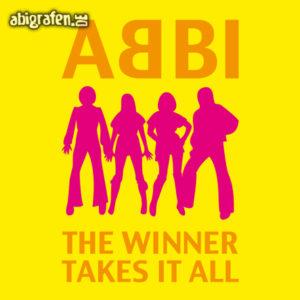 ABBI Abi Motto / Abisprüche Entwurf von abigrafen.de®