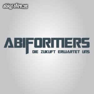 Abiformers Abi Motto / Abisprüche Entwurf von abigrafen.de®