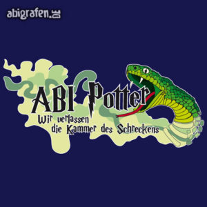 ABI Potter Abi Motto / Abisprüche Entwurf von abigrafen.de®