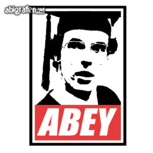 Abey Abi Motto / Abisprüche Entwurf von abigrafen.de®