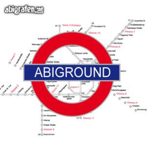 ABIground Abi Motto / Abisprüche Entwurf von abigrafen.de®