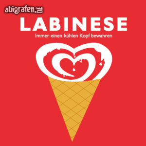 Labinese Abi Motto / Abisprüche Entwurf von abigrafen.de®