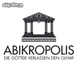 ABIkropolis Abi Motto / Abisprüche Entwurf von abigrafen.de®