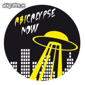 ABIcalypse Now Abi Motto / Abisprüche Entwurf von abigrafen.de®