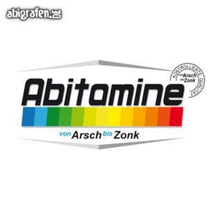 ABItamine Abi Motto / Abisprüche Entwurf von abigrafen.de®