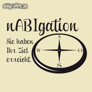 NABigation Abi Motto / Abisprüche Entwurf von abigrafen.de®