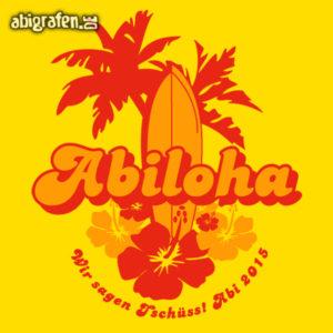 ABIloha Abi Motto / Abisprüche Entwurf von abigrafen.de®