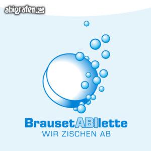 BrausetABIlette Abi Motto / Abisprüche Entwurf von abigrafen.de®