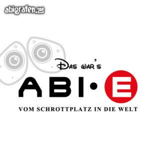 Ab·E Abi Motto / Abisprüche Entwurf von abigrafen.de®