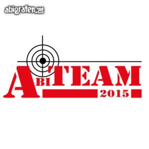 Abi-Team Abi Motto / Abisprüche Entwurf von abigrafen.de®