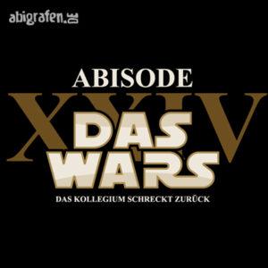 ABIsode XX Abi Motto / Abisprüche Entwurf von abigrafen.de®