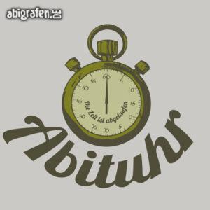 ABItu(h)r Abi Motto / Abisprüche Entwurf von abigrafen.de®