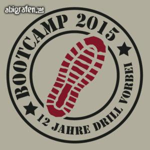 Bootcamp XX Abi Motto / Abisprüche Entwurf von abigrafen.de®