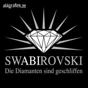 SwABIrowski Abi Motto / Abisprüche Entwurf von abigrafen.de®