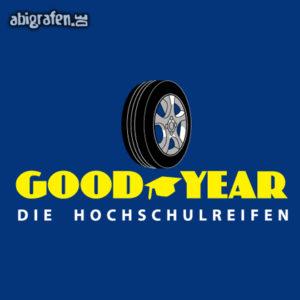 Good Year Abi Motto / Abisprüche Entwurf von abigrafen.de®