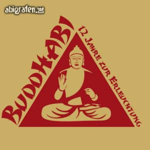 BuddhABI Abi Motto / Abisprüche Entwurf von abigrafen.de®
