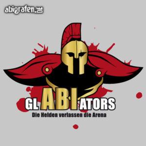 GlABIators Abi Motto / Abisprüche Entwurf von abigrafen.de®