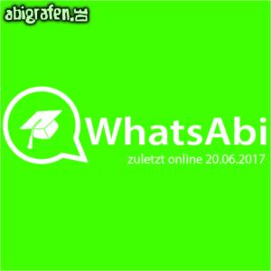 Whats ABI Abi Motto / Abisprüche Entwurf von abigrafen.de®