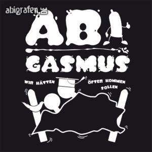 ABIgasmus Abi Motto / Abisprüche Entwurf von abigrafen.de®