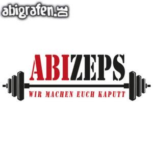 ABIzeps Abi Motto / Abisprüche Entwurf von abigrafen.de®