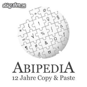 ABIpedia Abi Motto / Abisprüche Entwurf von abigrafen.de®
